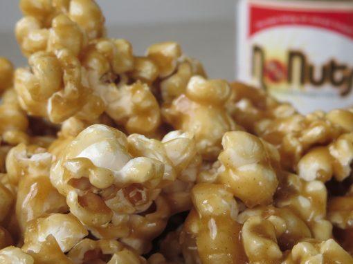 Peabutter Popcorn